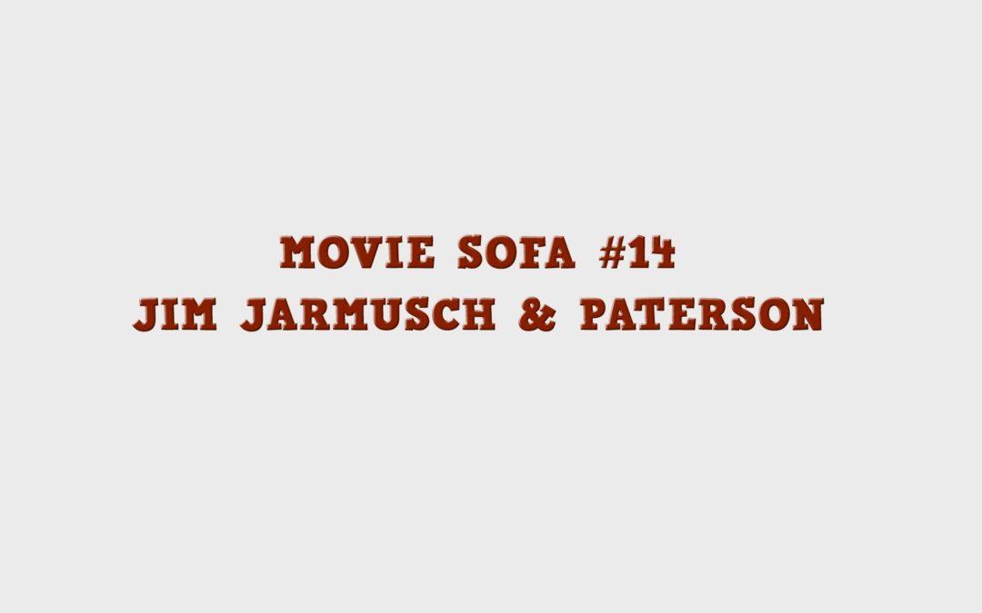 #14: Jim Jarmusch & Paterson